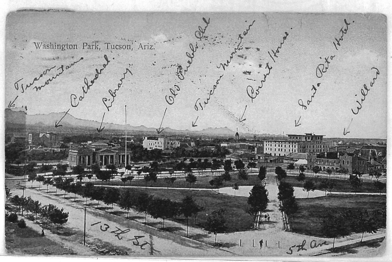 Washington Park 1911